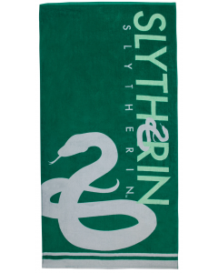 Harry Potter - Serviette 70 x 140 cm Slytherin