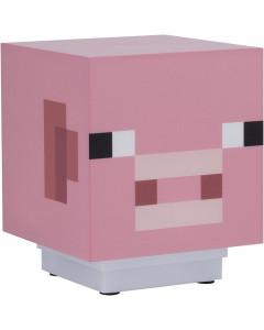 Minecraft - Lampe veilleuse sonore Pig 10 cm