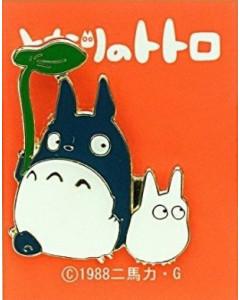 Mon Voisin Totoro - Pins Totoro bleu & blanc