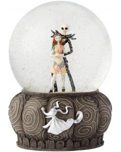 Disney - Boule à neige Jack & Sally (Nightmare Before Christmas)
