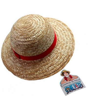 One Piece - Chapeau de Luffy (adulte)