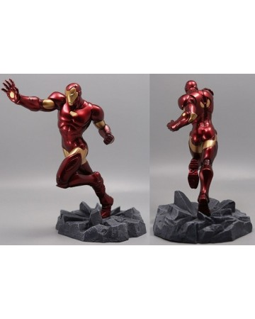 Marvel - Civil War - Statue Iron Man
