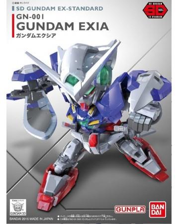 Gundam - SD EX-Standard Exia