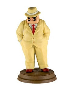 Porco Rosso - Figurine Posing Collection : Marco Costume