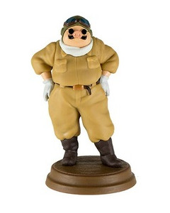 Porco Rosso - Figurine Posing Collection : Marco Flightsuit