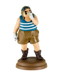 Porco Rosso - Figurine Posing Collection : Marco Short