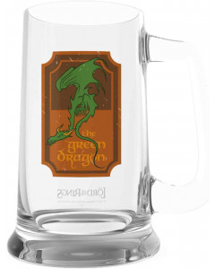 Lord of the Rings - Chope Green Dragon