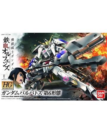 Gundam - HG 1/144 Barbatos 6th Form