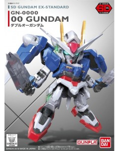 Gundam - SD EX-Standard 00 Gundam