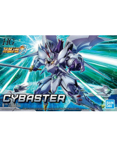 Super Robot Wars - HG 1/144 Cybaster