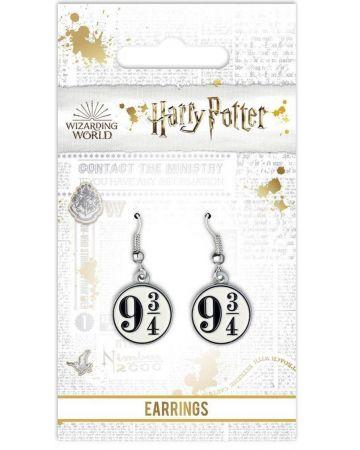 Harry Potter - Boucles d'oreilles Plateforme 9 3/4