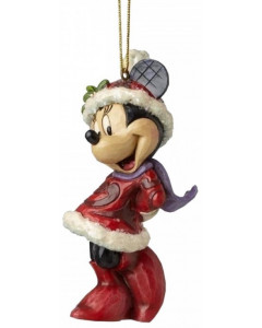 Disney - Traditions - Ornement de sapin Minnie Mouse