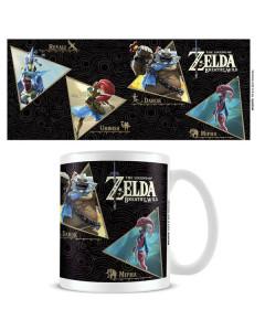 Zelda : Breath Of The Wild - Mug Champions