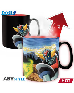 Grendizer - Mug thermo-réactif Goldorak vs Giru