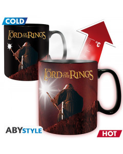 Lord of the Rings - Mug thermo-réactif Gandalf vs Balrog