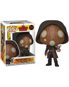 The Suicide Squad - Pop! - Ratcatcher II with Sebastian n°1113