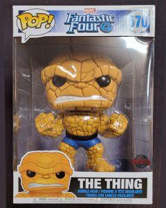 Marvel - Pop! Fantastic Four - The Thing 25 cm n°570