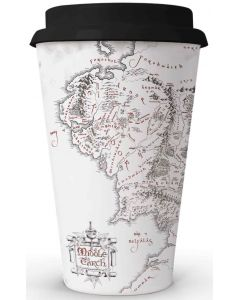 Lord of the Rings - Travel Mug Middle-earth