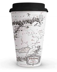 Lord of the Rings - Travel Mug Mordor