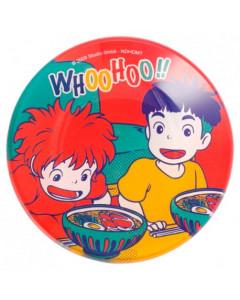 Ponyo sur la falaise - Mini assiette Yummy