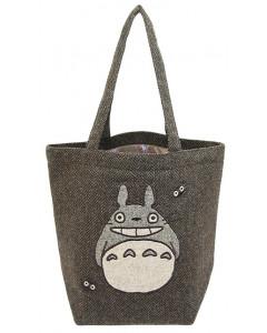 Mon voisin Totoro - Sac shopping brodé Moon