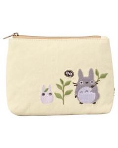 Mon Voisin Totoro - Trousse porte-monnaie Prairie