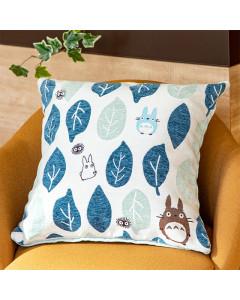 Mon voisin Totoro - Coussin Feuilles 45 x 45 cm