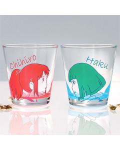 Spirited Away (Chihiro) - Set de 2 verres Haku & Chihiro