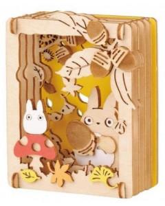 Mon Voisin Totoro - Théâtre de papier