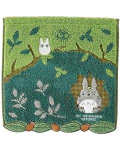 Mon voisin Totoro - Serviette Cache-cache 25 x 25 cm