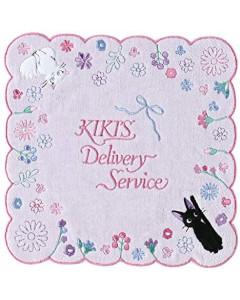 Kiki la petite Sorcière - Serviette Jiji & Lili 25 x 25 cm