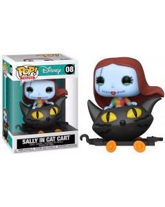Nightmare Before Christmas - Pop! Disney Trains - Sally Cat Cart n°08