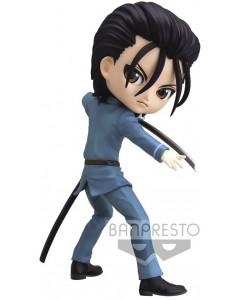 Rurouni Kenshin Figurine Q Posket Hajime Saito Ver. A 14 cm