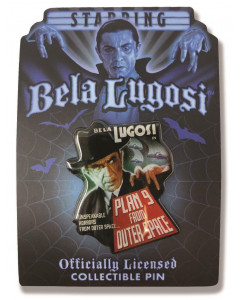 Plan 9 From Outer Space - Pins Bela Lugosi