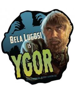 Bela Lugosi - Sticker Ygor