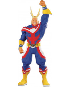 My Hero Academia - Figurine Colosseum Modeling Academy Super Master Stars Piece All Might The Anime