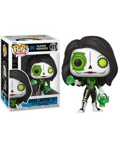 DC Comics - Pop! - Dia de los DC Green Lantern Jessica Cruz n°411