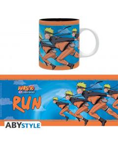 Naruto Shippuden - mug 320 ml Run