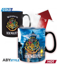 Harry Potter - Mug thermo-réactif Hedwige Lettre