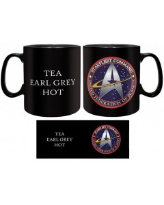 Star Trek - grand mug Starfleet command