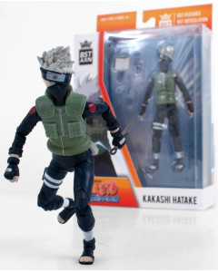 Naruto Shippuden - Figurine BST AXN articulée 13 cm Kakashi