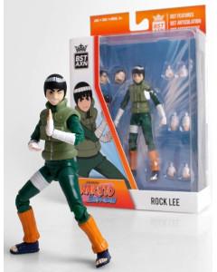 Naruto Shippuden - Figurine BST AXN articulée 13 cm Rock Lee