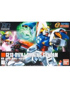 Gundam - HGFC 1/144 Shining Gundam