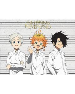 The Promised Neverland - Poster Line-up 52 x 38 cm