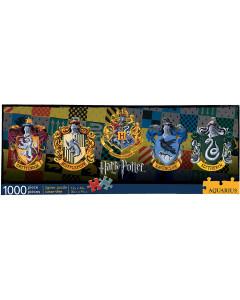 Harry Potter - Puzzle House Crests (1000 pièces)