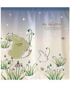 Mon voisin Totoro - Rideau japonais Snow Drop 90 x 85 cm