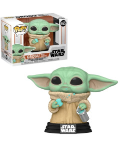 Star Wars : The Mandalorian - Pop! - The Child Cookie (Grogu) n°465