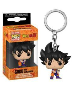 Dragon Ball Z - Pop! Pocket - porte-clé Goku with Kamehameha