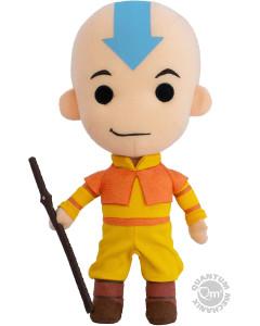Avatar : The Last Airbender - Peluche Q-Pals : Aang 20 cm