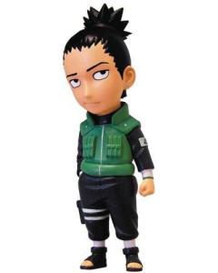 Naruto Shippuden - Figurine Mininja 8 cm : Shikamaru